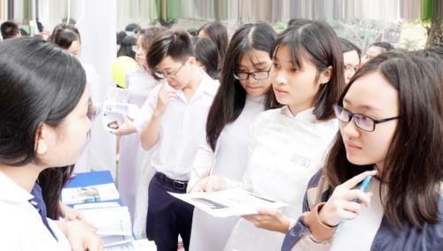 Các trường ĐH tiếp tục tin tưởng sử dụng kết quả thi THPT quốc gia - Ảnh minh hoạ 2