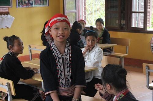 Chất lượng giáo dục vùng dân tộc thiểu số ngày càng được nâng cao