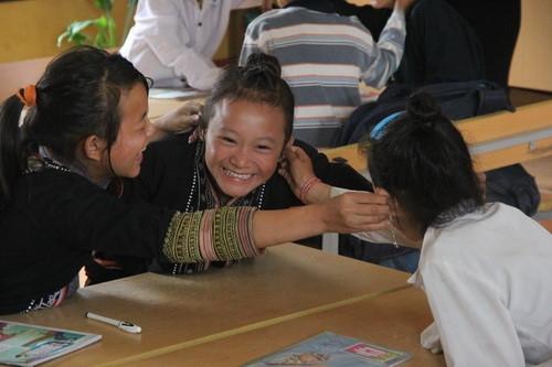Chất lượng giáo dục vùng dân tộc thiểu số ngày càng được nâng cao - Ảnh minh hoạ 2