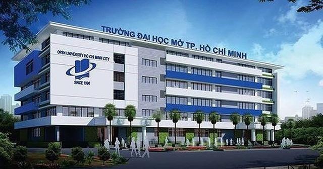 Trường ĐH Mở TPHCM công bố điểm trúng tuyển