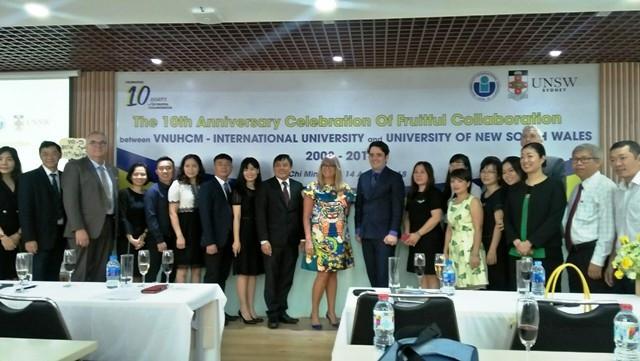 Hợp tác thành công giữa hai trường ĐH Việt Nam và Úc