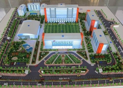 ĐH Tôn Đức Thắng: Hơn 600 tỷ đồng xây dựng cơ sở tại An Giang - Ảnh minh hoạ 4