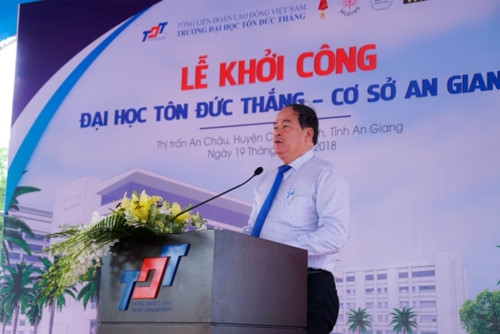 ĐH Tôn Đức Thắng: Hơn 600 tỷ đồng xây dựng cơ sở tại An Giang - Ảnh minh hoạ 2