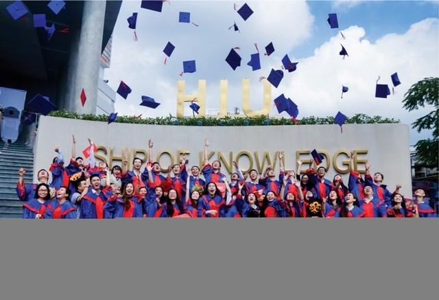 Tập đoàn giáo dục Nguyễn Hoàng khẳng định vị trí dẫn đầu với quy mô đào tạo khép kín từ Mầm non đến Tiến sĩ