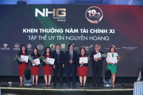 Tập đoàn giáo dục Nguyễn Hoàng khẳng định vị trí dẫn đầu với quy mô đào tạo khép kín từ Mầm non đến Tiến sĩ - Ảnh minh hoạ 3