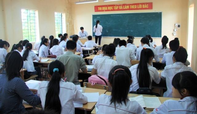 Trao quyền tự chủ cho trường phổ thông: Tiền đề để đổi mới