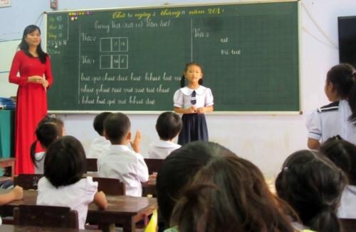 Bộ GD&ĐT báo cáo về triển khai Tiếng Việt 1 – Công nghệ giáo dục - Ảnh minh hoạ 2