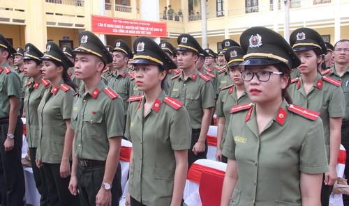 162 học viên đầu tiên của Học viện Chính trị Công an Nhân dân đã tốt nghiệp - Ảnh minh hoạ 2
