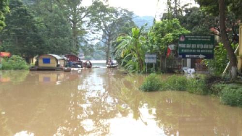 Thanh Hóa: Lên phương án bố trí nơi học mới cho học sinh tại địa bàn ngập lụt - Ảnh minh hoạ 3