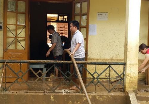 Sơn La: Rà soát, di chuyển điểm trường, lớp học khỏi nơi có nguy cơ lũ quét, ngập lụt - Ảnh minh hoạ 2