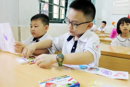 Ngày đầu tiên đi học: Lấp lánh niềm vui và cả nỗi lo… - Ảnh minh hoạ 6