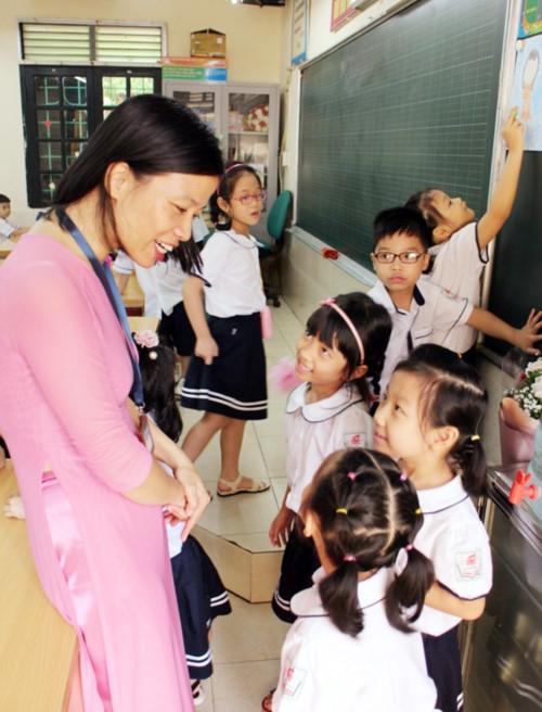 Ngày đầu tiên đi học: Lấp lánh niềm vui và cả nỗi lo… - Ảnh minh hoạ 7