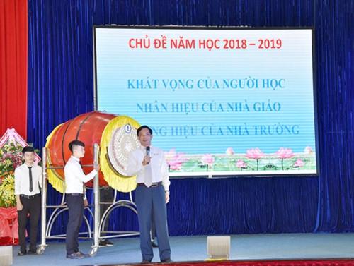 Trường ĐH Đồng Tháp khai giảng năm học 2018 - 2019 - Ảnh minh hoạ 2