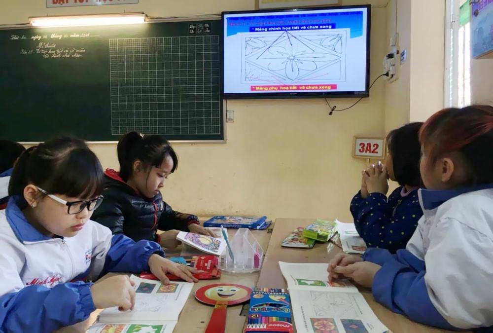 Hải Phòng: 95% tiết dạy ứng dụng CNTT