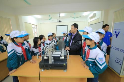 Cuộc CMCN 4.0 thúc đẩy nhu cầu đào tạo giáo viên - Ảnh minh hoạ 3