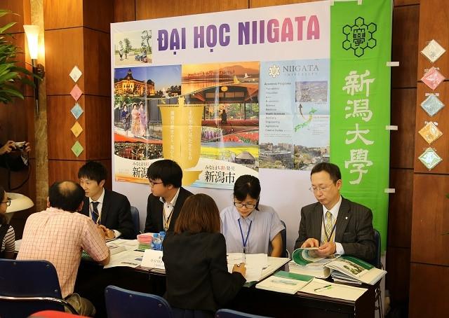 Hải phòng đẩy mạnh kết nối giáo dục với tỉnh Niigata