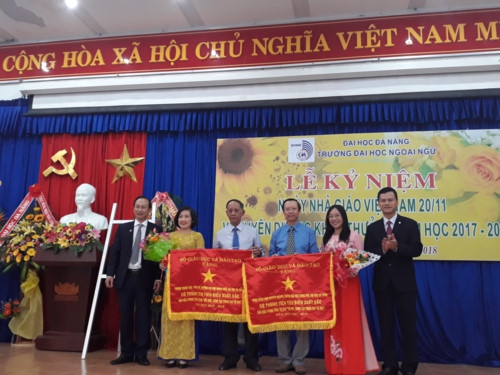Các cơ sở giáo dục đại học ở miền Trung đón nhận nhiều niềm vui trong ngày 20/11 - Ảnh minh hoạ 2