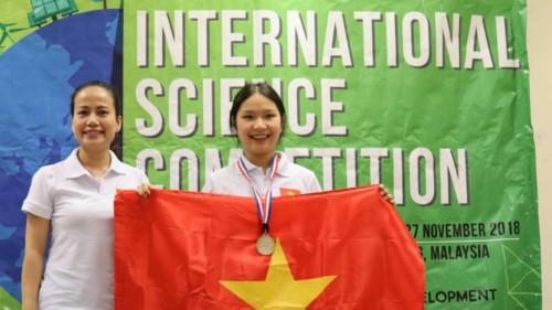 Học sinh Việt Nam tỏa sáng tại kì thi Khoa học quốc tế ISC 2018 - Ảnh minh hoạ 4