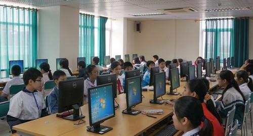 Ứng dụng CNTT trong dạy học: Không chỉ thay bảng đen bằng máy chiếu - Ảnh minh hoạ 2
