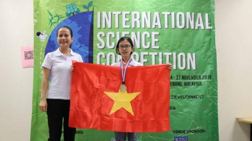 Học sinh Việt Nam tỏa sáng tại kì thi Khoa học quốc tế ISC 2018 - Ảnh minh hoạ 2