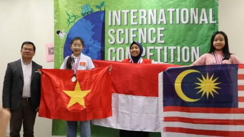 Học sinh Việt Nam tỏa sáng tại kì thi Khoa học quốc tế ISC 2018 - Ảnh minh hoạ 5