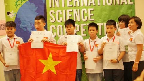 Học sinh Việt Nam tỏa sáng tại kì thi Khoa học quốc tế ISC 2018 - Ảnh minh hoạ 6