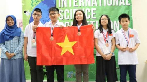 Học sinh Việt Nam tỏa sáng tại kì thi Khoa học quốc tế ISC 2018 - Ảnh minh hoạ 8