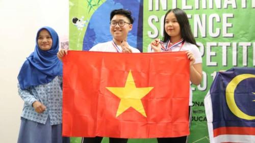 Học sinh Việt Nam tỏa sáng tại kì thi Khoa học quốc tế ISC 2018 - Ảnh minh hoạ 9
