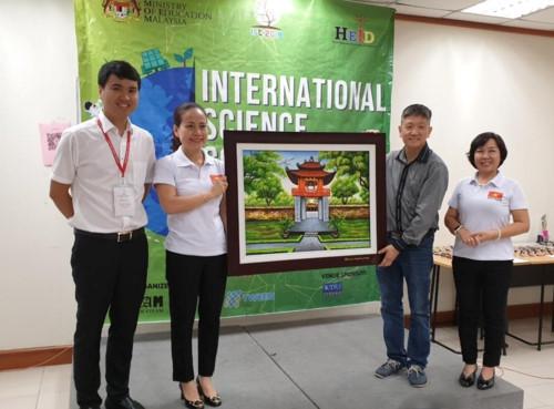 Học sinh Việt Nam tỏa sáng tại kì thi Khoa học quốc tế ISC 2018 - Ảnh minh hoạ 10