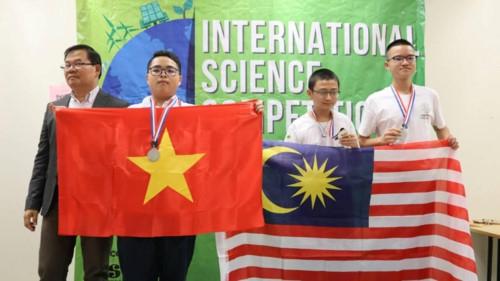 Học sinh Việt Nam tỏa sáng tại kì thi Khoa học quốc tế ISC 2018 - Ảnh minh hoạ 11