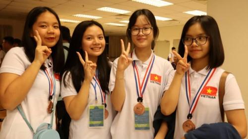 Học sinh Việt Nam tỏa sáng tại kì thi Khoa học quốc tế ISC 2018 - Ảnh minh hoạ 14