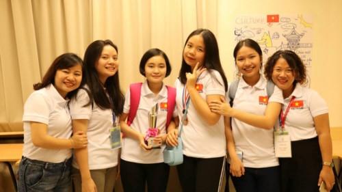 Học sinh Việt Nam tỏa sáng tại kì thi Khoa học quốc tế ISC 2018 - Ảnh minh hoạ 15