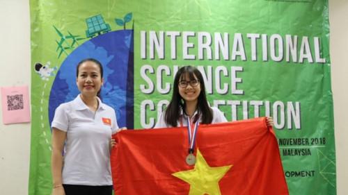 Học sinh Việt Nam tỏa sáng tại kì thi Khoa học quốc tế ISC 2018 - Ảnh minh hoạ 20