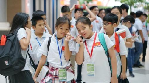 Học sinh Việt Nam tỏa sáng tại kì thi Khoa học quốc tế ISC 2018 - Ảnh minh hoạ 21