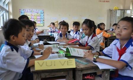 Chương trình GDPT mới: Môn Toán dành thời lượng lớn cho thực hành và trải nghiệm - Ảnh minh hoạ 3
