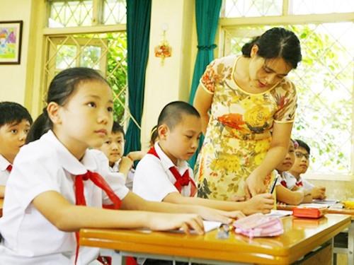 Chế độ tết cho giáo viên - phụ thuộc nhiều vào địa phương