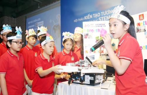 Giáo dục STEM trong Chương trình GD phổ thông mới - Ảnh minh hoạ 2