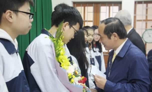Hà Tĩnh: Giải học sinh giỏi quốc gia tăng cả lượng và chất