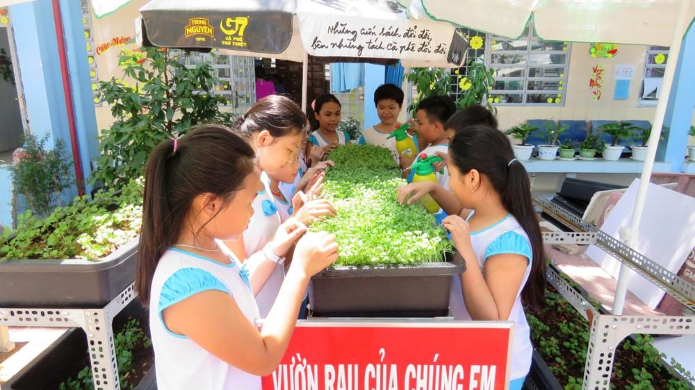 Hoạt động trải nghiệm sáng tạo trong nhà trường ở quận Ô Môn (TP Cần Thơ): Giáo viên - học sinh ngày càng gắn bó