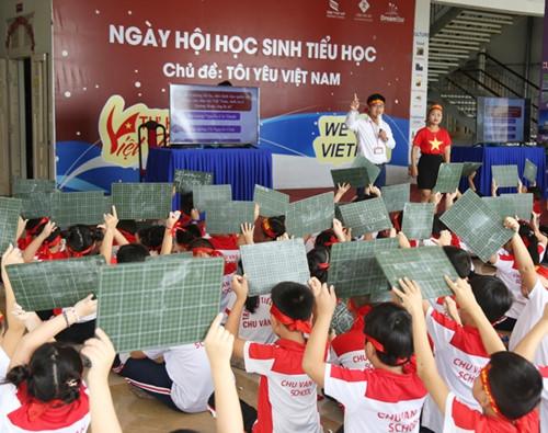 Quảng Bình: Ấn tượng ngày hội học sinh bậc tiểu học toàn tỉnh - Ảnh minh hoạ 4