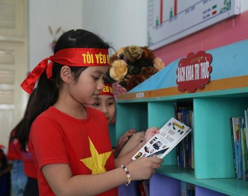 Quảng Bình: Ấn tượng ngày hội học sinh bậc tiểu học toàn tỉnh - Ảnh minh hoạ 6