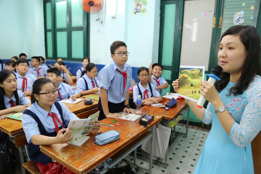 Dấu ấn giáo dục hướng nghiệp