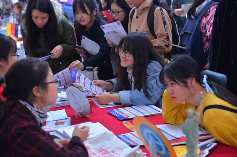 Trường ĐH Hà Nội mở 5 ngành mới