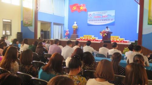 Điện Biên: 366 giáo viên được công nhận giáo viên dạy giỏi cấp tỉnh   - Ảnh minh hoạ 2