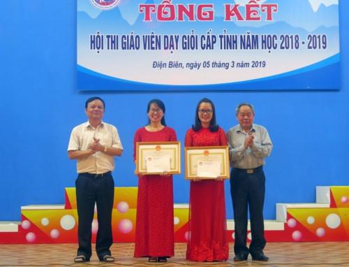 Điện Biên: 366 giáo viên được công nhận giáo viên dạy giỏi cấp tỉnh   - Ảnh minh hoạ 5