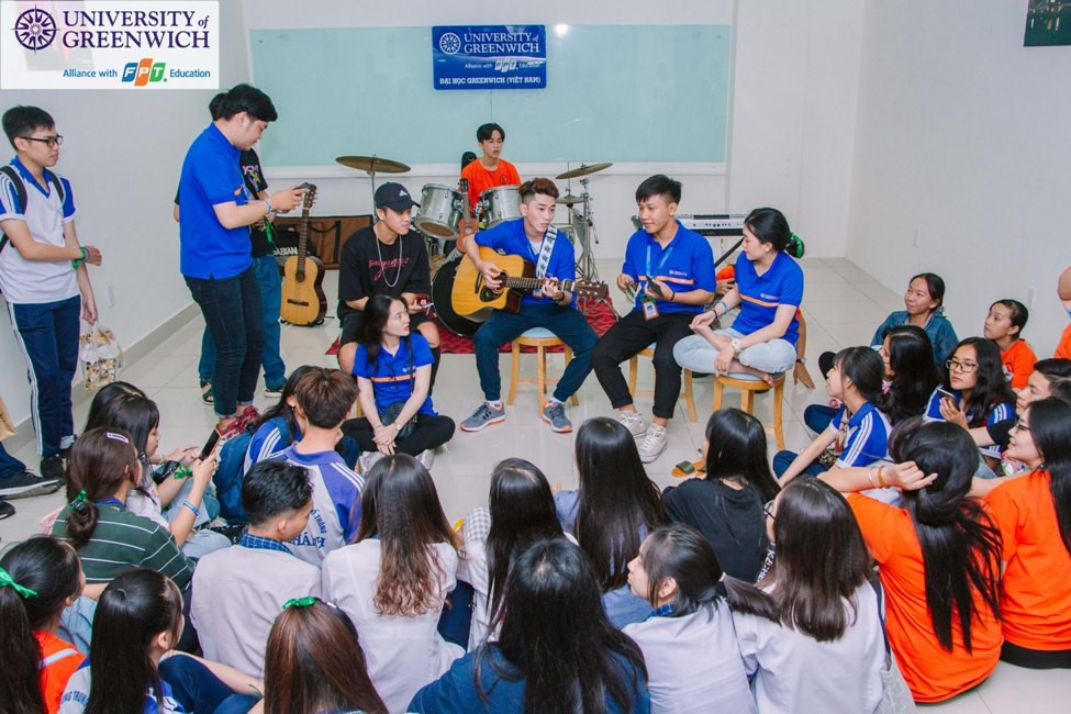 Đại học Greenwich (Việt Nam) thông báo tuyển sinh năm học 2019 tại Cần Thơ