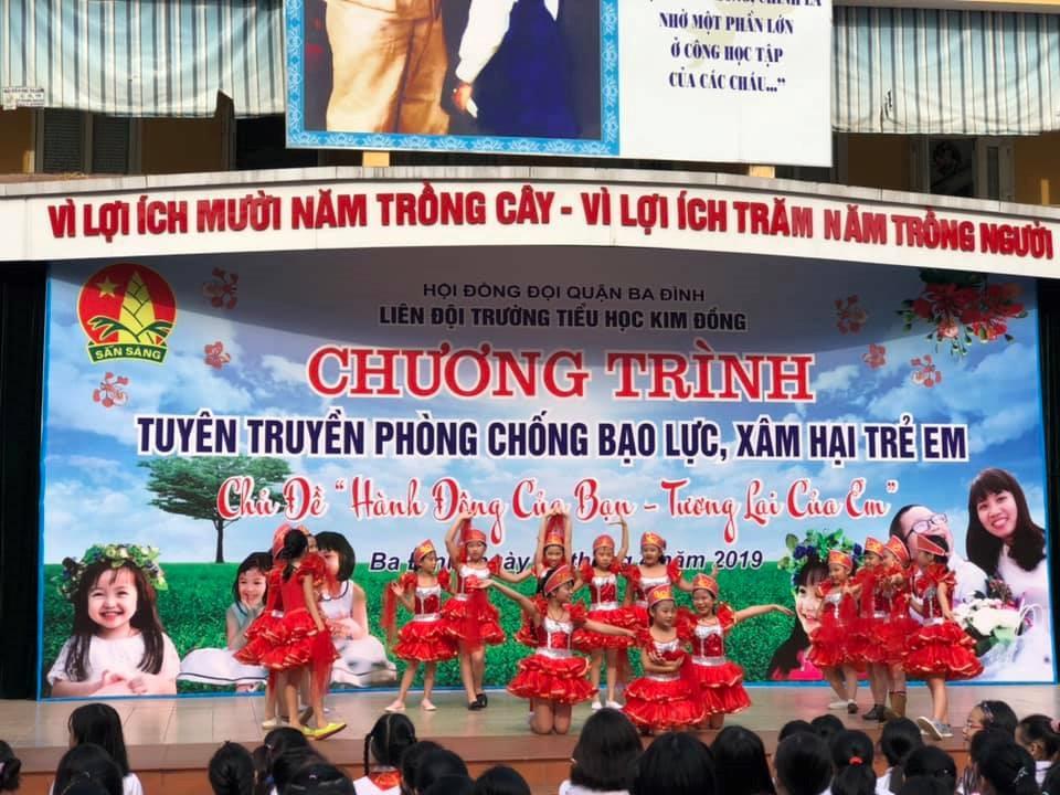 Hơn 1000 trường học Hà Nội tuyên truyền phòng chống bạo lực, xâm hại trẻ em