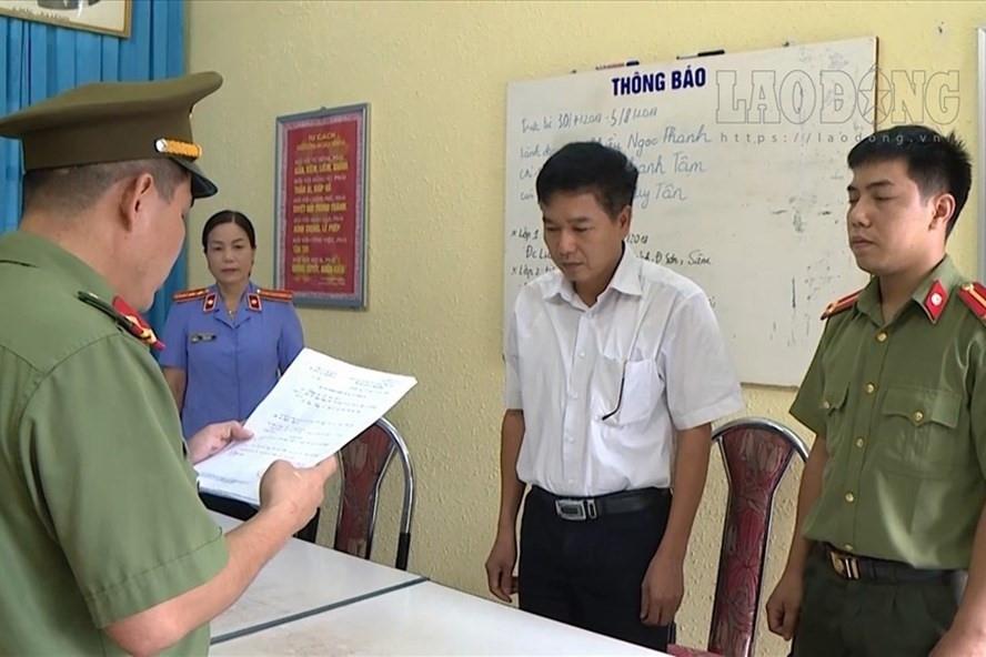 Thông tin mới về xử lý thí sinh vi phạm trong Kỳ thi THPT quốc gia ở Hòa Bình, Sơn La