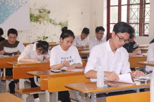 Gần 9.000 thí sinh Nghệ An thay đổi nguyện vọng xét tuyển Đại học - Ảnh minh hoạ 2
