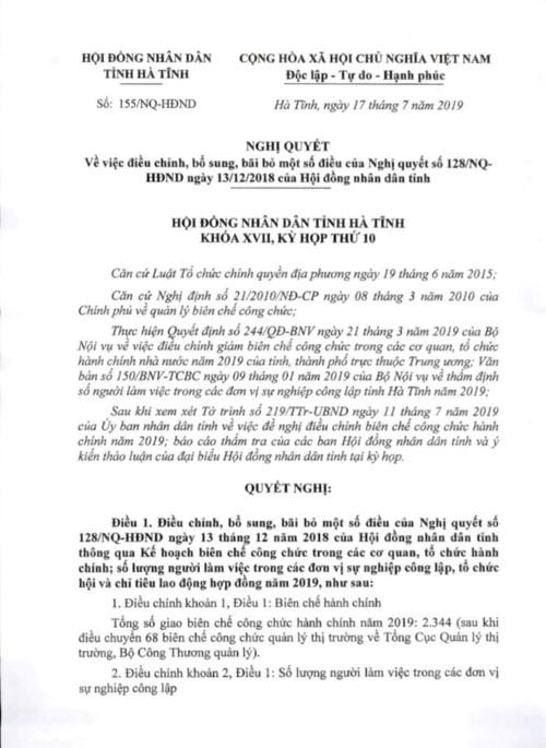 Hà Tĩnh: Tuyển thêm 197 biên chế GV hợp đồng, nhân viên kế toán - Ảnh minh hoạ 2